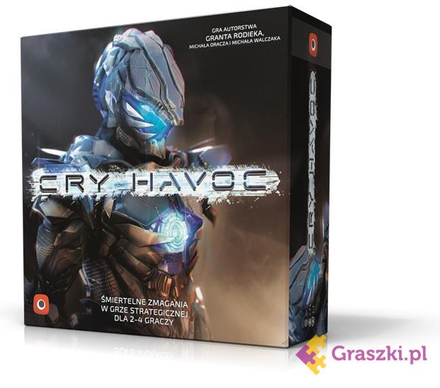 Cry Havoc (darmowa dostawa)